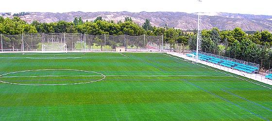 C sped artificial ciudad deportiva del real zaragoza - Cesped artificial zaragoza ...