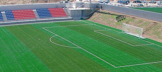 Resultado de imagen de campo futbol villanueva gallego